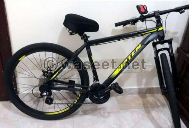 للبيع دراجة upten
