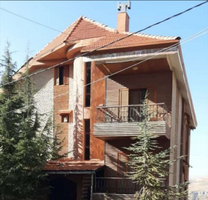 chalet for sale oyoun simian sea view