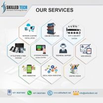 Skilled Tech Information Technology Services7