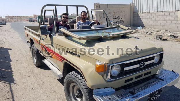 Toyota trucks 4wd in lebanon