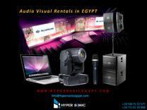 شركه متخصصه في مجال الصوتيات والمرئيات فى مصر