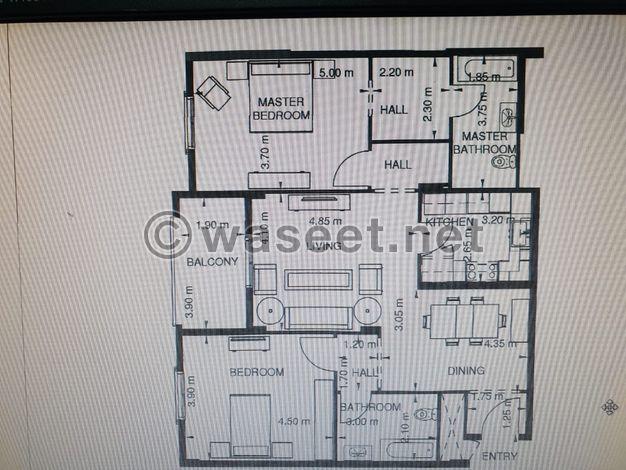 شقة جديدة في مدينة رابغ للبيع