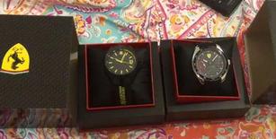 2 watch original ferrari