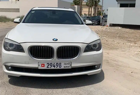 2011 BMW 740LI