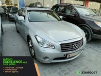 2012 INFINITI EXCELLENCE M37S