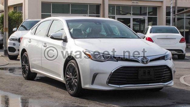 2018 Toyota Avalon for sale
