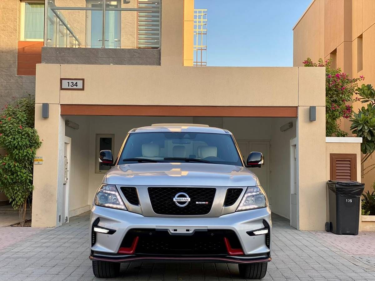 2019 Nissan patrol Nismo for sale