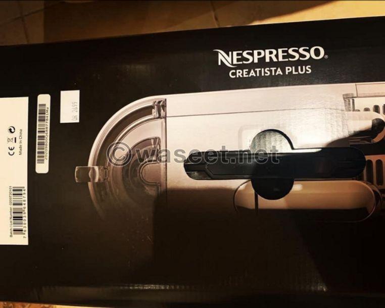 ماكينة قهوة ماركة Nespresso 2