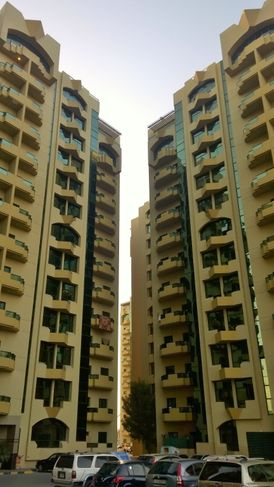 2 BHK FOR RENT IN RASHIDYA TOWERS