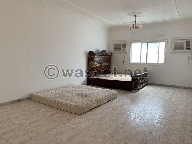3 bedroom huge hall with 2 washroom