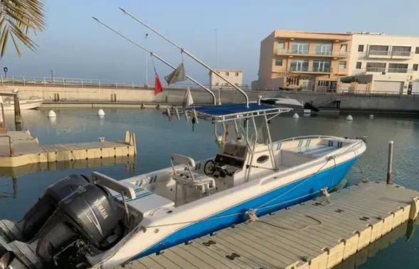 32ft AlDhaen Sports Boat