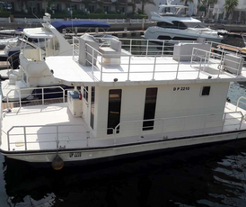 40ft House Boat For Sale