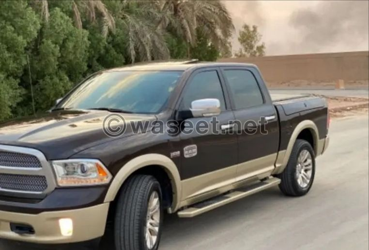 Dodge Ram is required 1