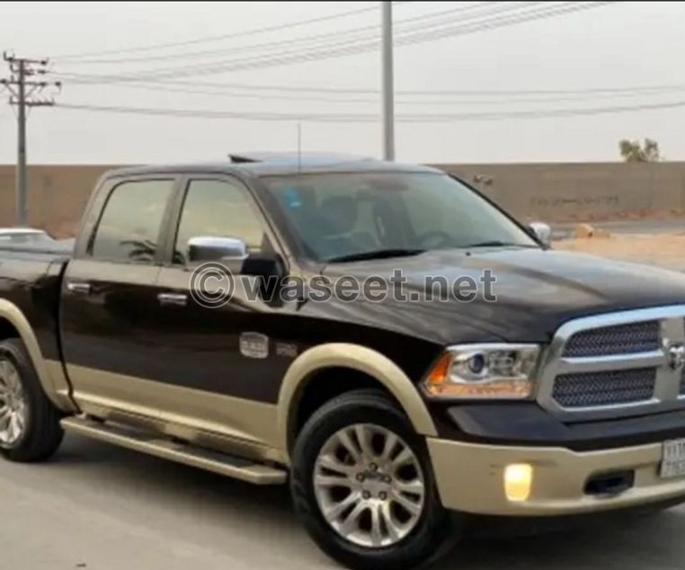 Dodge Ram is required 2
