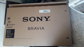65 inch tv box