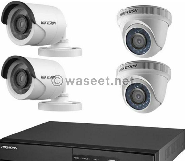 كاميرات مراقبه IP كاميرات مراقبة WI FI 1