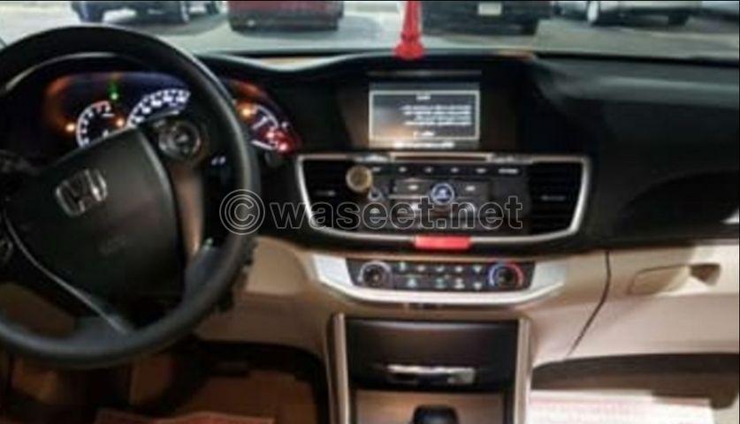 For sale Honda Accord 2016, 2