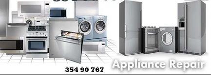 A/C, Fridge,Washing machine, Dryer, Dishwasher, repair and maint!