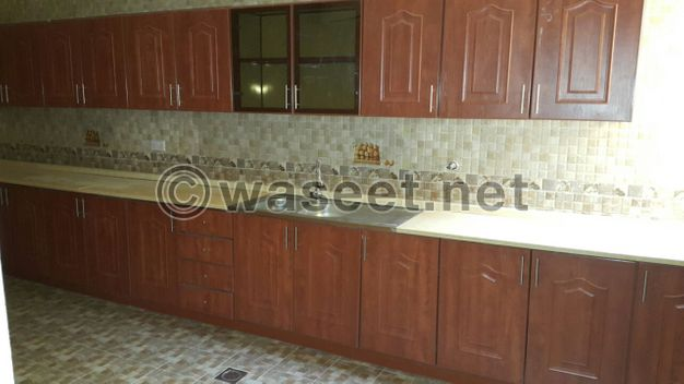 2 BED ROOM HALL APARTMENT WITH BIG KITCHEN
