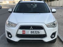 Mitsubishi asx model 2013