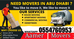Aamer Movers Furniture