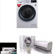 Air conditioner and washing  machine repair mintnce