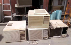 Air conditioning service fixing and warranty