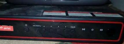Airtel receiver