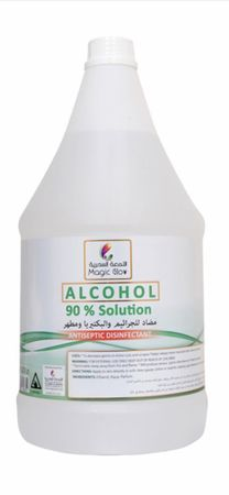 Alcohol Disinfect 90% solution