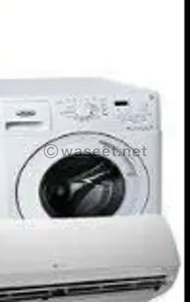 All kids of A.c refrigerators washing machines repairing quick service