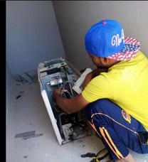 All type repair ac refrigerators washing machine