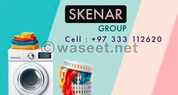 All type washing machines repair