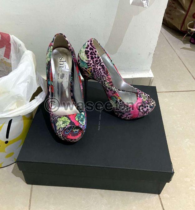 Almost New women unique shoes