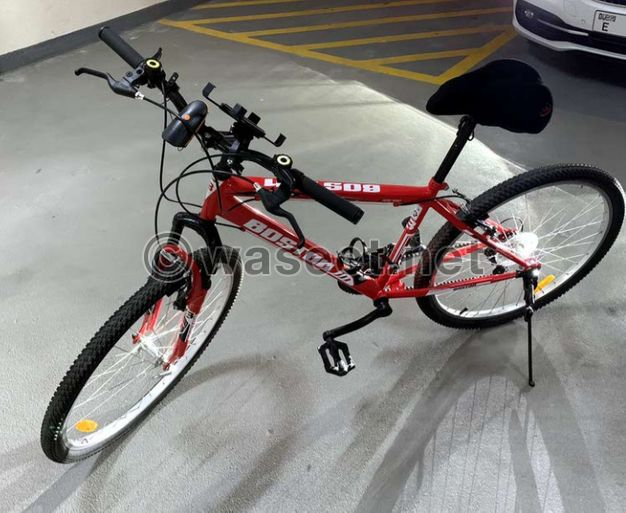 Almost new bike selling due to moving