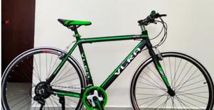 Aluminium gear cycle