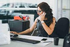 An Administrative Secretary is required to work (Dubai).
