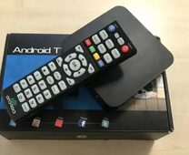 Android player with HDMI