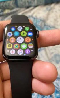 Apple Watch Series 4 Black edition