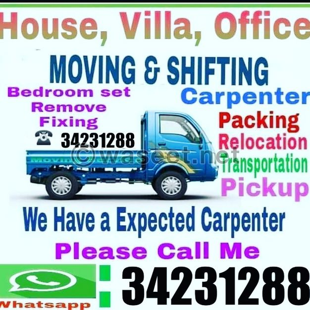 Attaria house mover we are professional