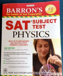 BARON'S SAT SUBJECT TEST BOOKS