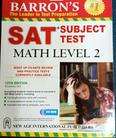 BARON'S SAT SUBJECT TEST BOOKS 1