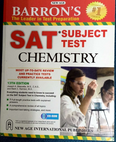 BARON'S SAT SUBJECT TEST BOOKS 2