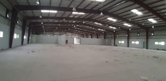 Large store and factory for rent