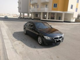 BMW 316I 2014 (Black)