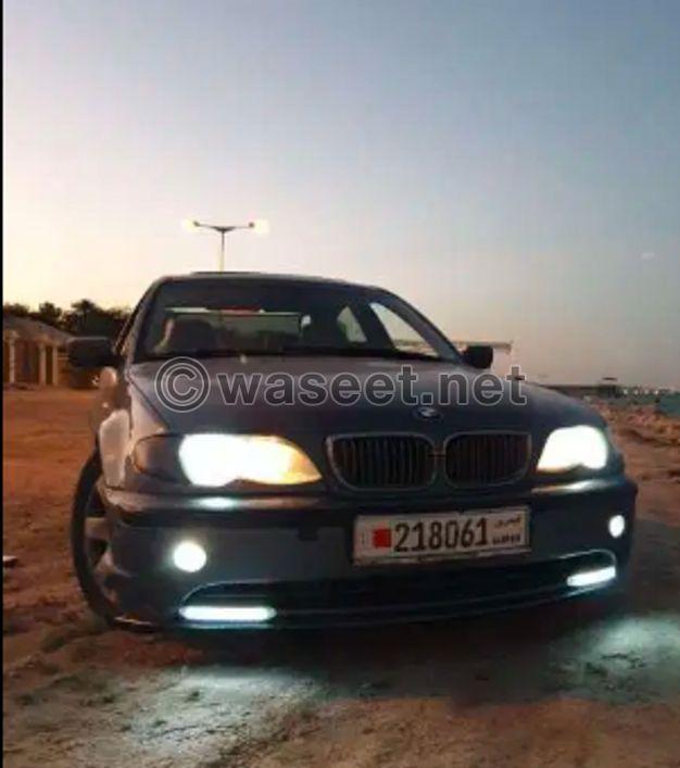 BMW 318i 2004