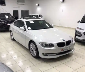 BMW 325i Coupe Model 2012