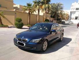 BMW 523i model 2009