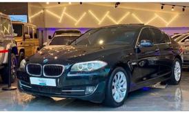 BMW 528 model 2011