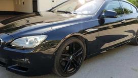 BMW 6 Series 640i 2013