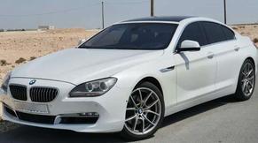BMW 630i 2013